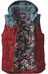 Patagonia W's Bivy Hooded Vest Drumfire Red